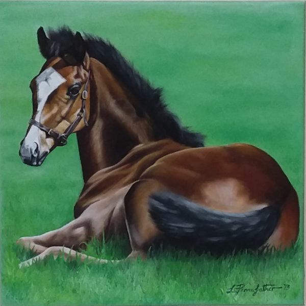 'The Foal' by Ludmilla Pennyfeather