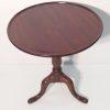 Antique Round Mahogany table