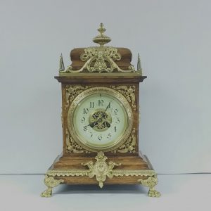 Clocks and Barometers