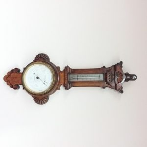 Antique Victorian Barometer