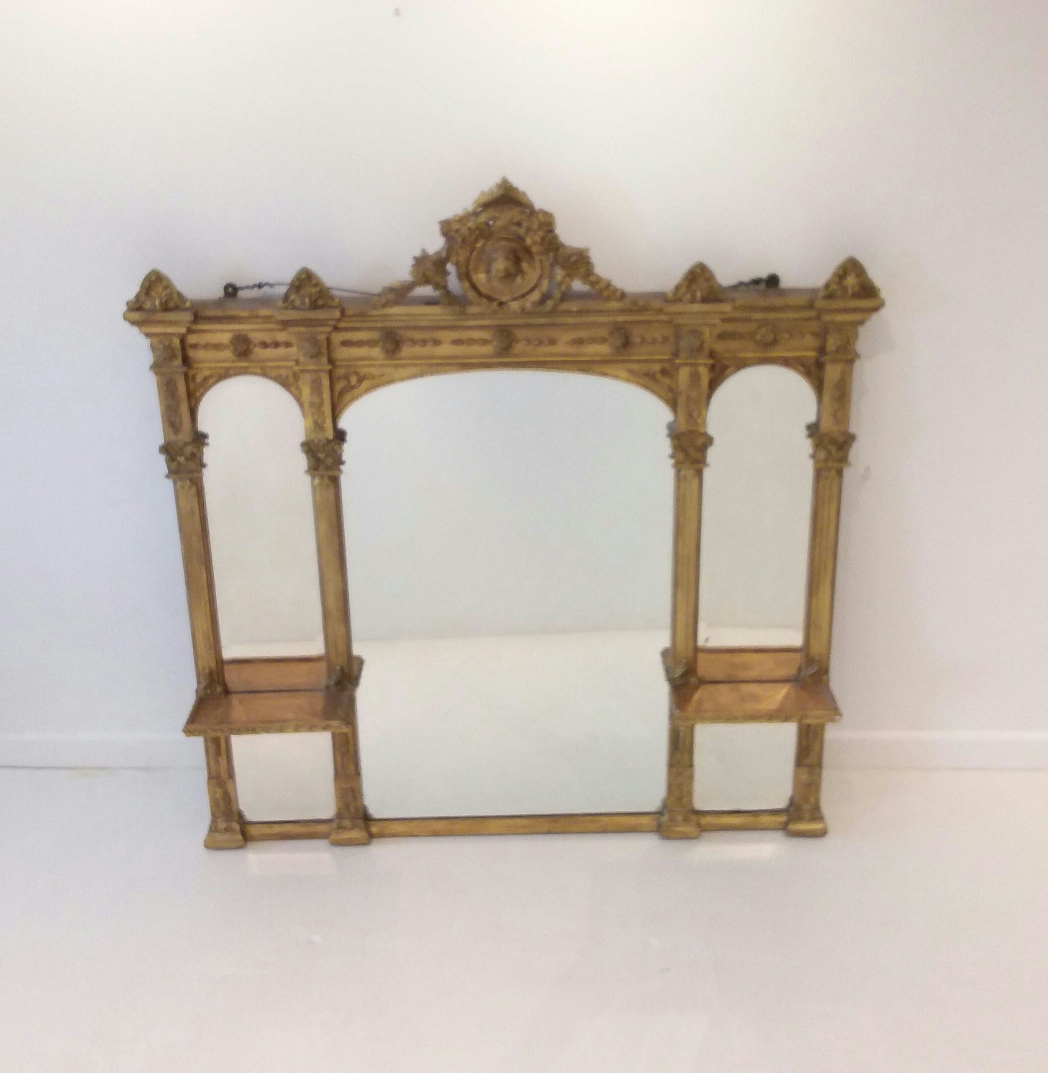 Antique Regency Mirror