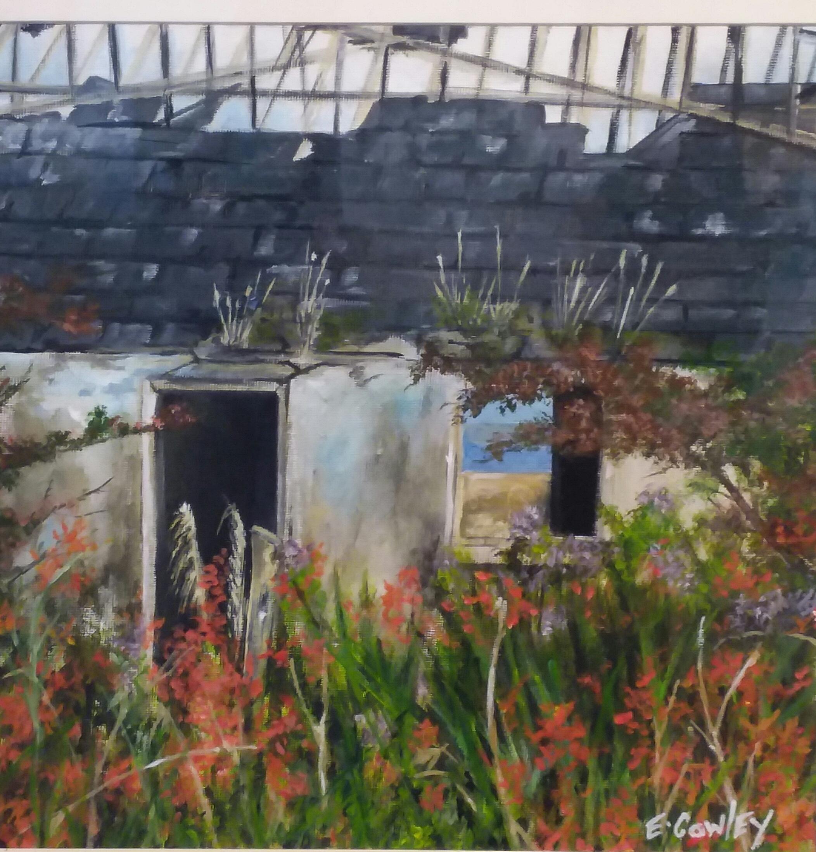 Oil Derlict Cottage