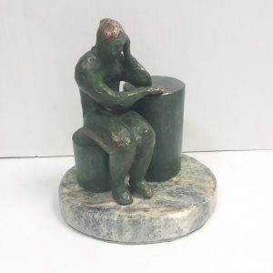 Sculpture by Cliodna Cussen