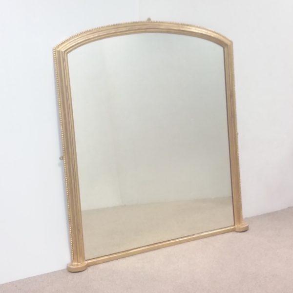 20180124_164635Antique Victorian Gilt Overmantle Mirror