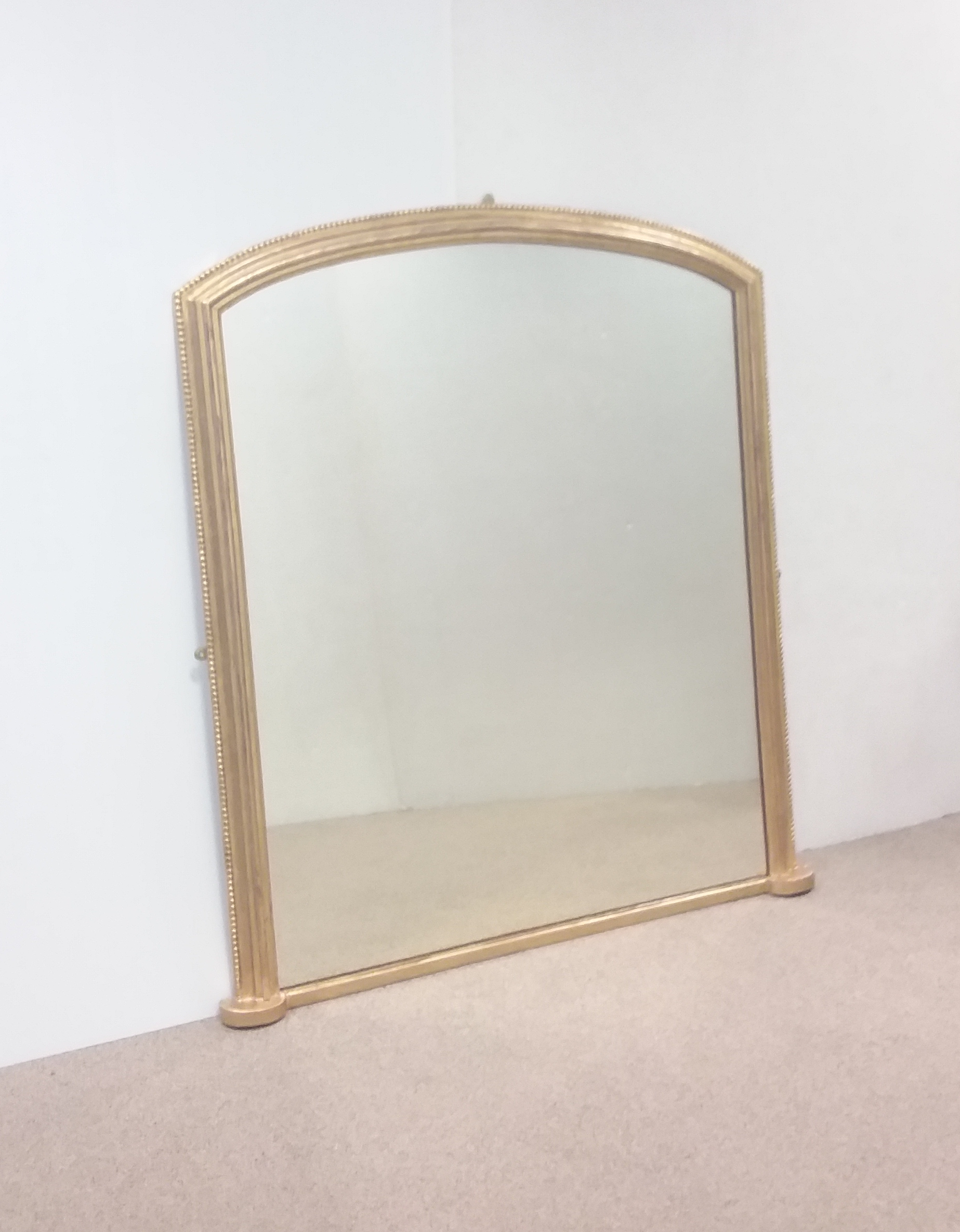 Antique_Victorian_Gilt_Overmantle_Mirror