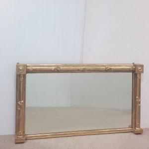 Antique_Regency_Gilt_Overmantle_Mirror