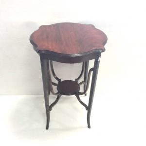Antique_Edwardian_Mahogany_Occasional_Table