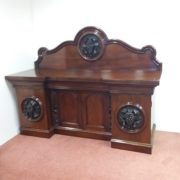 Antique Victorian Sideboard