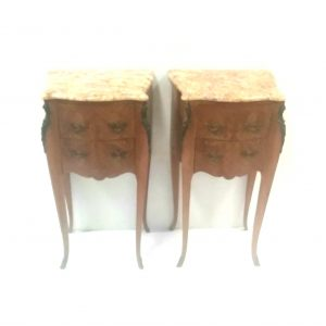 Pair_ Of_ French_ Marle_ Top_ Nightstands.