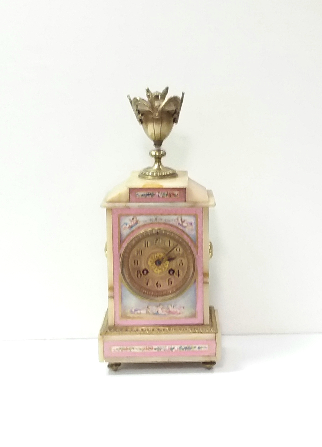 Antique_Early_Victorian_Pillar_Clock