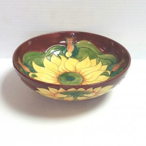 Moorecroft_Sunflower_Bowl