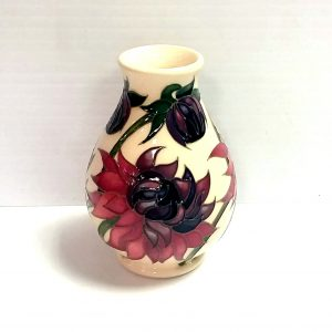 Moorecroft_Ruby_Red_Vase