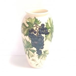 Moorecroft Grapes Vase