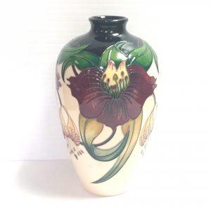 Moorecroft Anna Lily Vase