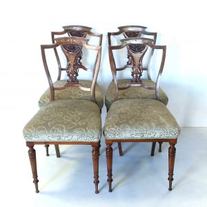 Antique- Edwardian- Chairs