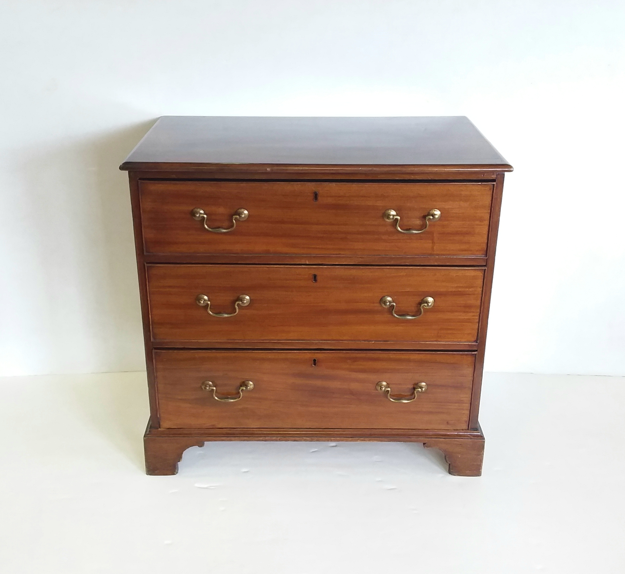 Antique- Chest-Of- Drawers