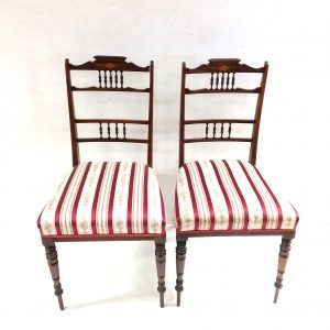 Antique Victorian- Rosewood- Chairs