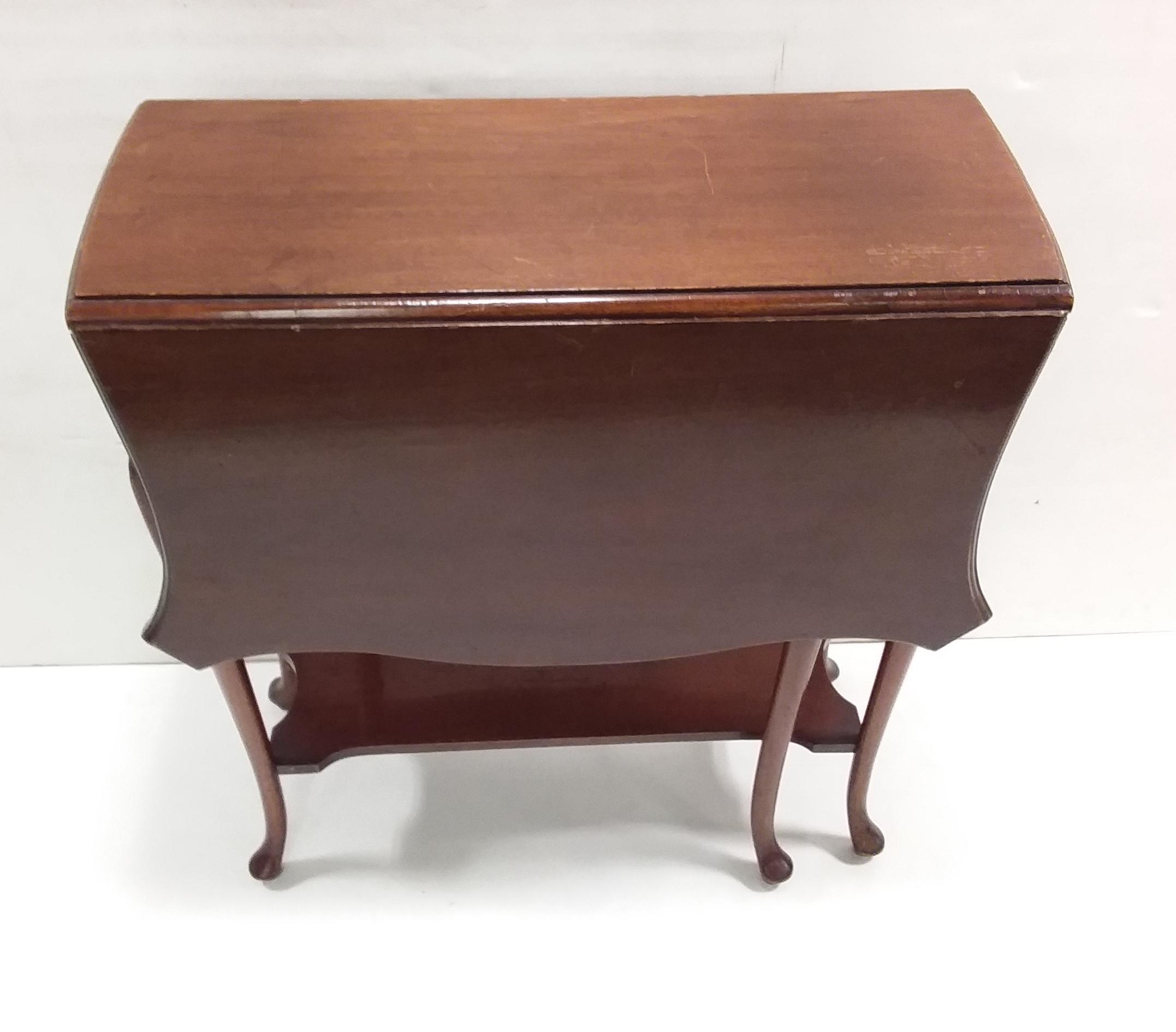 Edwardian- Sutherland- Table