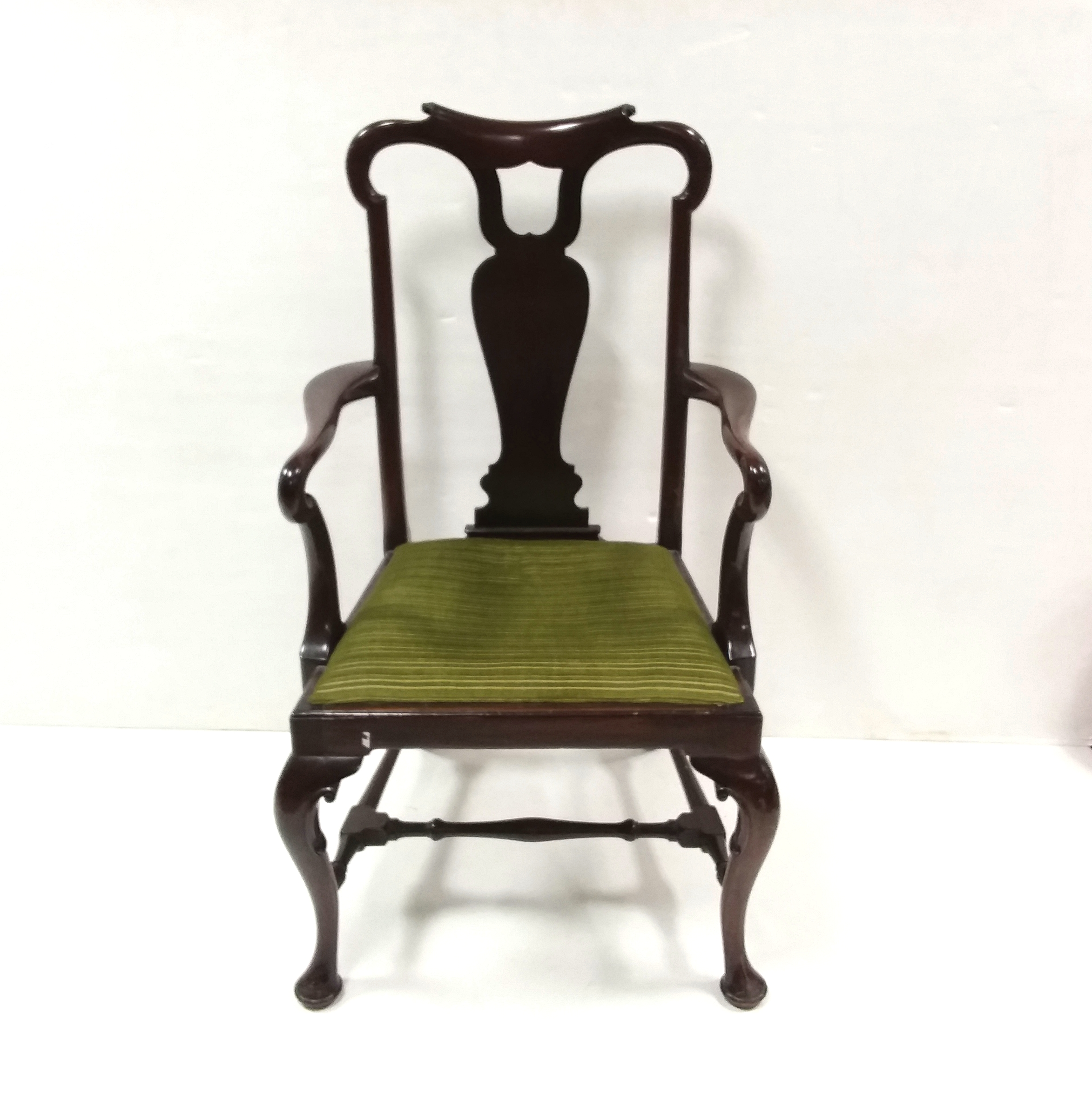 Antique Edwardian Carver Chair Reilly