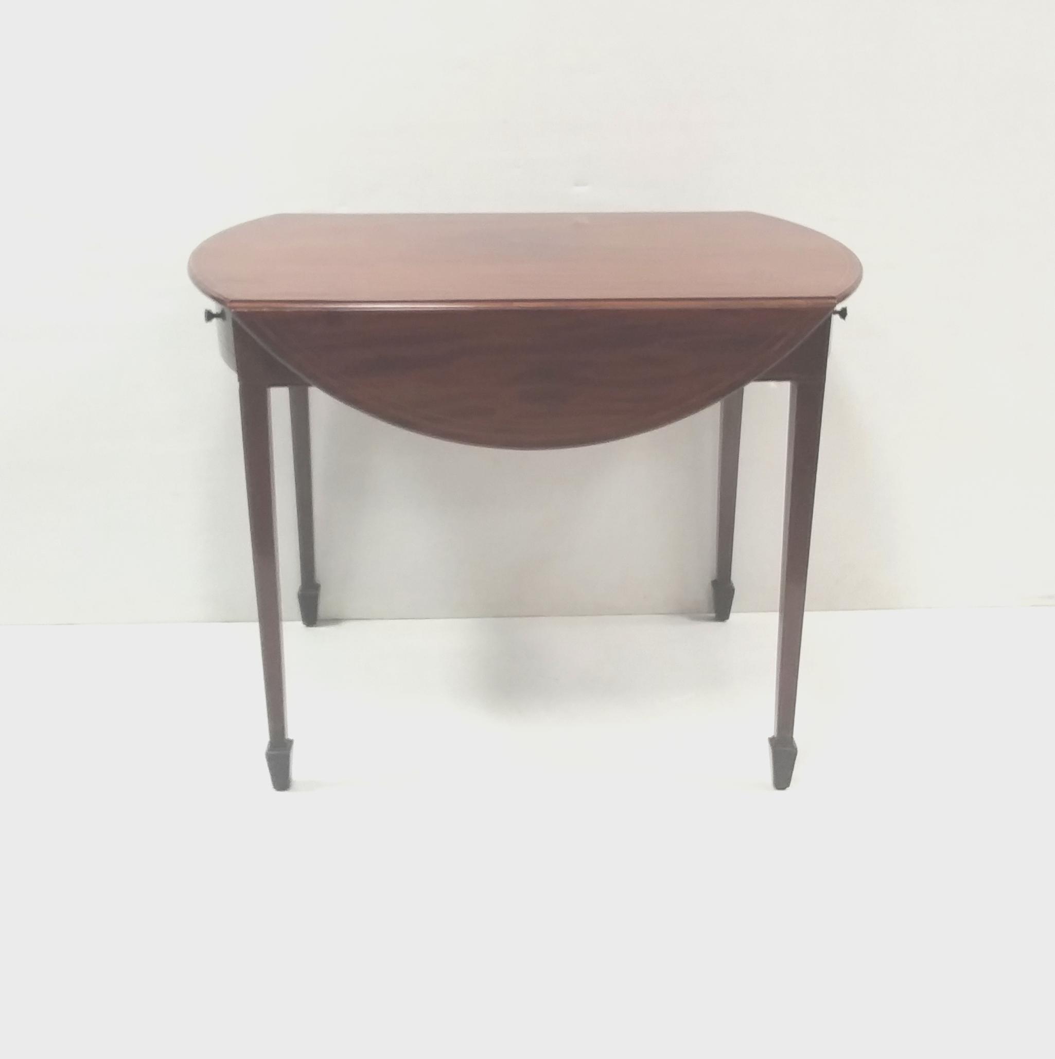 Antique_Edwardian_Drop_Leaf_Table