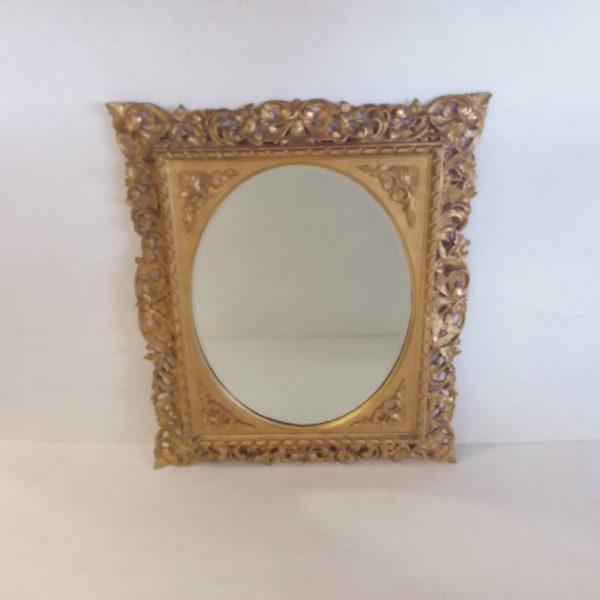 Antique 19th Century Mirror