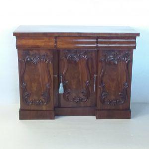 Antique_William_IV_Sideboard