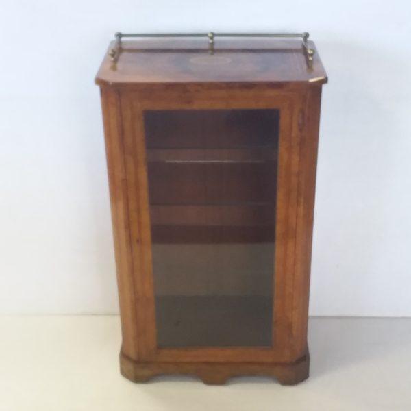 Antique Victorian Mini Cabinet