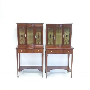 Antique_Edwardian_Miniature_Cabinets