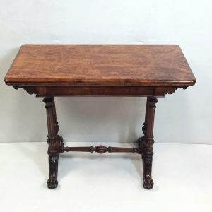 Antique_Early_Victorian_Foldover_Games_Table