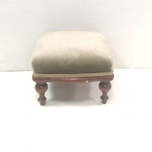 Antique Victorian Foot Stool
