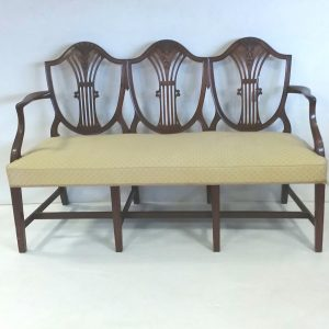 Antique Edwardian Bench