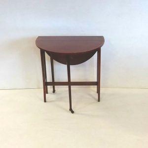 Antique Edwardian D End Sutherland Table