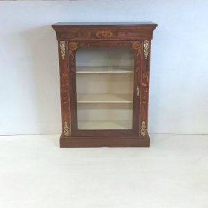 Antique Victorian Pier Cabinet