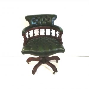 Captains Desk Chair