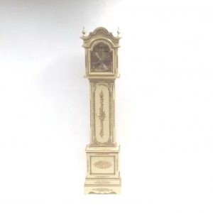 Highly Decorative Grandmother Clock