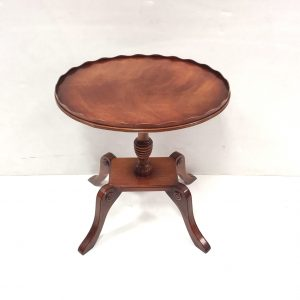 Antique Style Bevan Funnel Wine Table