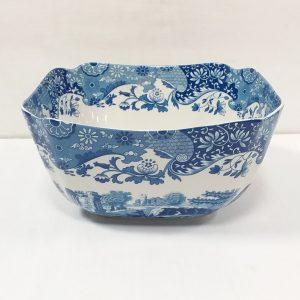Blue Spode Bowl