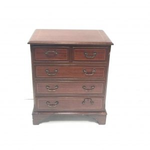 Antique Style Mahogany Chest of Drawers