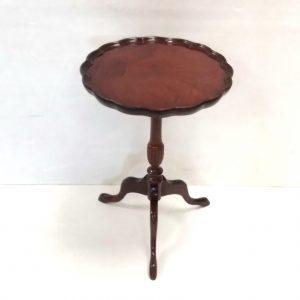 Mahogany- Wine- Table