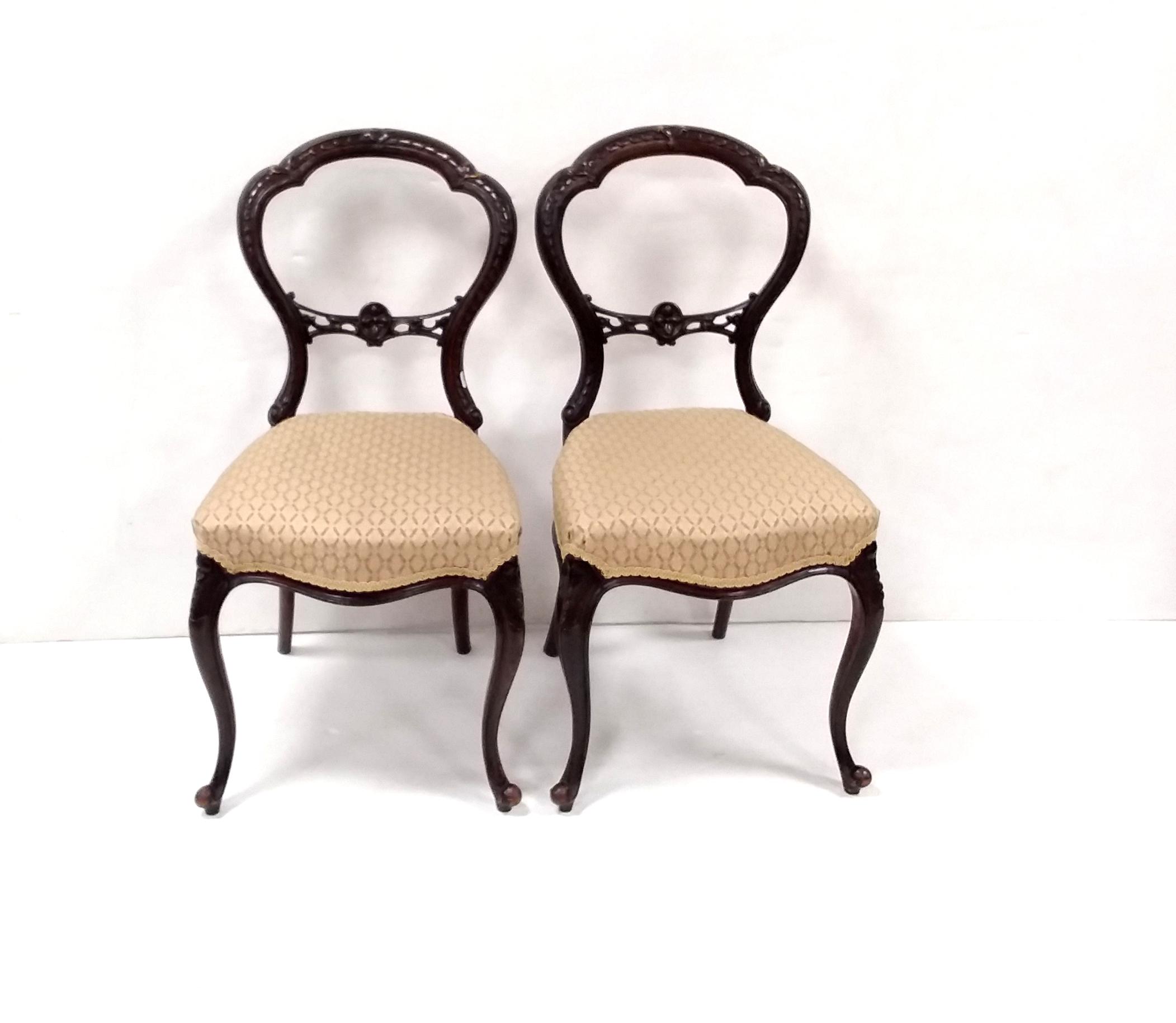 Metal Antique Chairs Interior Design Ideas