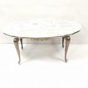 Marble -Top- Coffee- Table